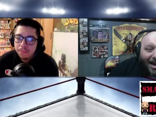 MJF's Surpise - Smackin' It Raw Episode 185