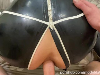 Latex doll from tinder love...