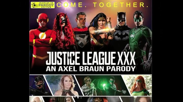 Justice League XXX - The Cinema Snob