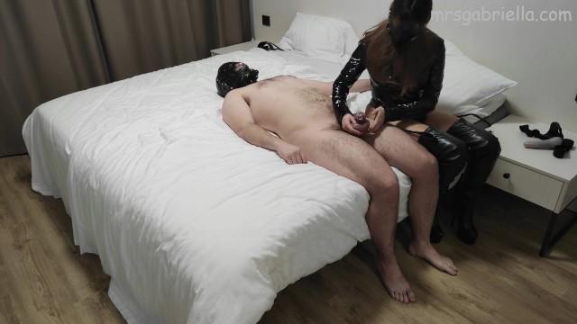 Amateur;Bondage;Fetish;Handjob;Hardcore;Verified Amateurs;Female Orgasm bdsm, mistress, goddess, femdom, leather, domination, dominatrix, denial, thigh-high-boots, fetish, chastity, sissy, cruel, ruined-orgasm, teasing, cbt