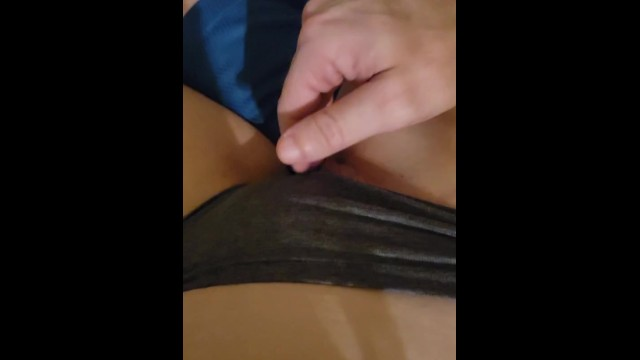 Getting finger fucked on the couch while watching a movie!!! 7