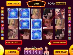 Naked Girls With Big Boobs Play Casino Games