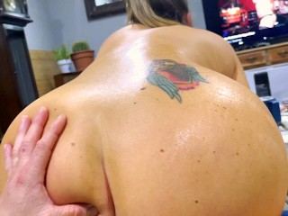 Super hot pawg milf wife rides hibs reverse...