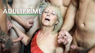 40x GrandMams Cumshots at AdultPrime