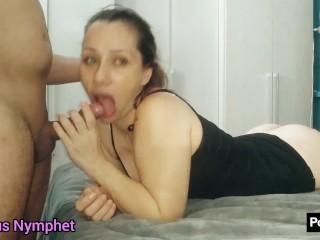 Kisses paramour fucking anal asshole closeup...