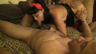 Granny Goes Blackest Ever-NEW-Extended Cumshots