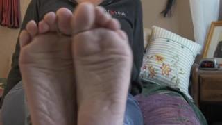 Foot Worship POV