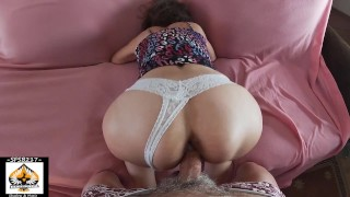 Sexy Granny Big Cock Doggystyle Takes HUGE Creampie