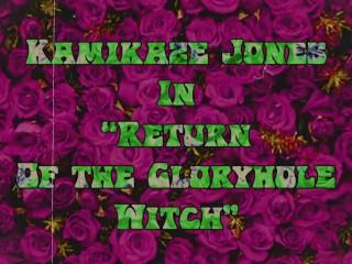 Gay gloryhole witch public hole squirt big cumshot...