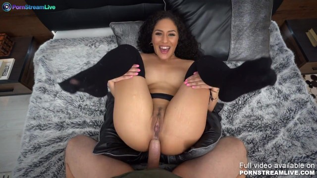 Curly haired beauty Liv Revamped getting shagged on her asshole - by Only3x 1