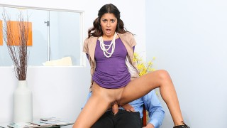 Hot Stepdaughters Swap StepDads In Office