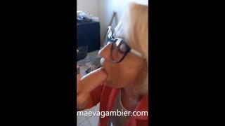 Blonde Cougar Pov