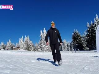 Sugarbabestv i midget on my ski vacation...