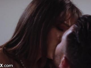 Adorable Couple Have Passionate, Intense & Emotional Sex – EroticaX