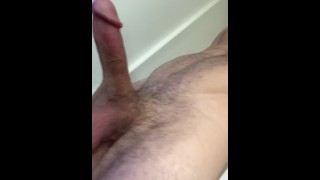 HARD COCK BEING STROKED FOR MY FANS & FOLLOWERS