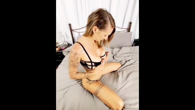 Amateur;Babe;Blowjob;Handjob;MILF;POV;Verified Amateurs;Verified Couples;Vertical Video lydia-luxy, milf, lingerie, amateur, pov-blowjob, handjob, florida, real, big-boobs, tattoos, pov, teasing