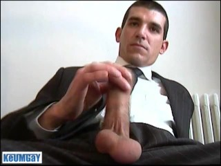 1rst time of his life by porn...