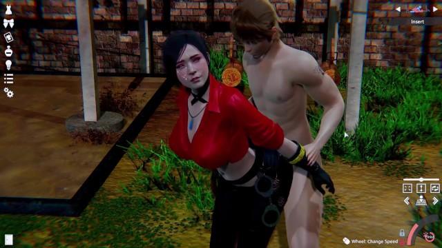 甜心选择2:与艾达·王在公园激情性爱 17