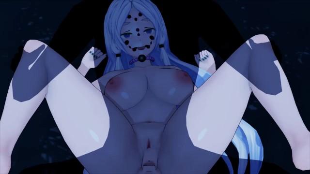 Hentai demon porn
