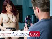 Naughty America - Jessica Ryan gets wet when she see's the pool boy's stick bangla xxx