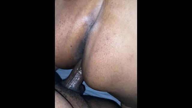 Big Ass;BBW;Big Dick;Creampie;Ebony;Exclusive;Verified Amateurs;Vertical Video ebony-bbw, creampie, cumshot, bbc, doggystyle