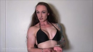 Trailer: Muscle Domination - humiliated by a girl