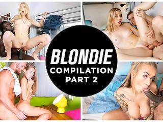 Hornyhostel blondie compilation part 2 blonde babes banged...