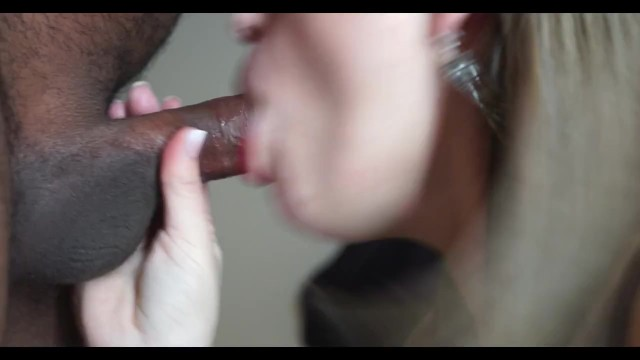 Sloppy redlips blowjob with throatpie 15
