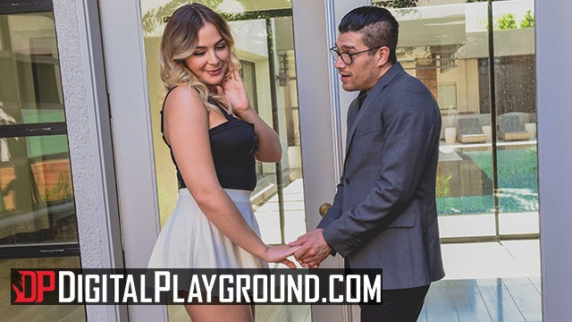 DigitalPlayground - Xander Falls In Love With Blair William's Booty & Fills Her Ass With Hot Cum