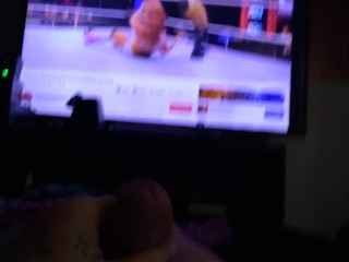 Tranny pussy wrestling