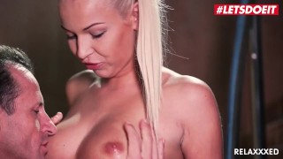 Relaxxxed - Karol Lilien Big Tits Czech Babe Seduced Into Hot Fuck By Fitness Instructor - LETSDOEIT