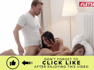 WhiteBoxxx – Rebecca Volpetti Has Threesome With Her Fine Ass Stepsister Jenny Doll