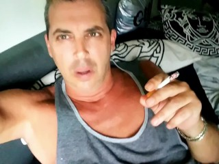 Hunk step dad cory bernstein busted in male...
