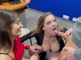 Sex at works with my boss