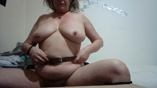 Mature Latina Masturbation
