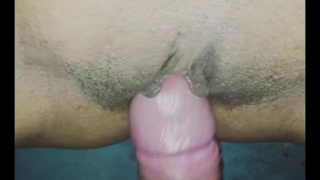 Close-Up Tight Thai Pussy Filled With A Big Dick 14