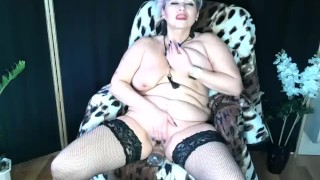 Mature Russian Whore Orgasm Compilation!