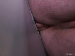 Alt Guy Pounds Some Ass At The Glory Hole - PrideStudios