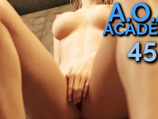 AOA ACADEMY #45 - PC Gameplay [HD]