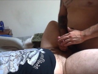 Helping hand boys latino chileno...