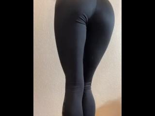 Gefickt in leggings Leggings Handy