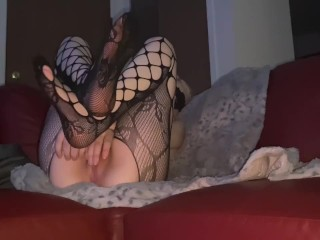 Submissive Sex Slave Begs Huge Black Dick Master to Use Her Slut Pussy