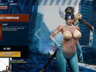Let's Play League Of Maidens Part 3 Mermaid Raven