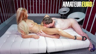 HausfrauFicken - Tattooed German Amateur Gets Her Mature Pussy Drilled Hardcore