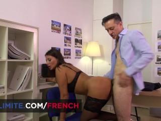 Gorgeous Anna Polina anal sex