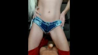 Miss Nude Blonde World Cynthia Tazer Hot Milf gets naughty