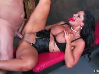Angela Aspen is getting fucked very hard and loving it