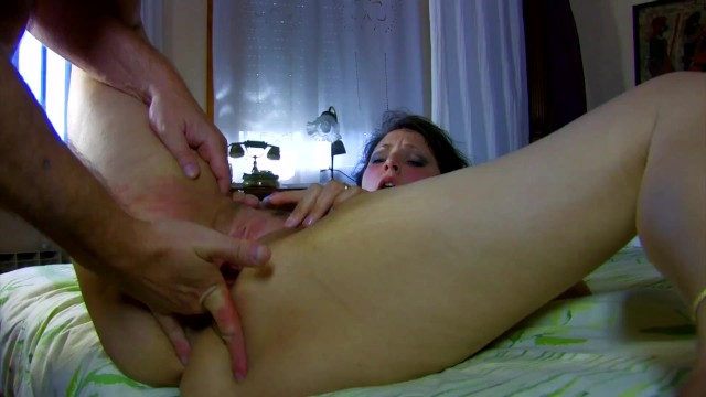 European Newly Married Couple Films Thieir Honeymoon At The Hotel 9
