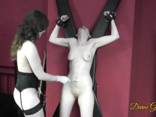 Fem Sub Tickled & Tormented