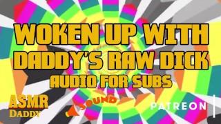 Wake Up With StepDaddy's Raw Dick Princess (Dirty Talk / Audio Only)